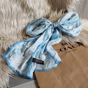 COACH - scarf
